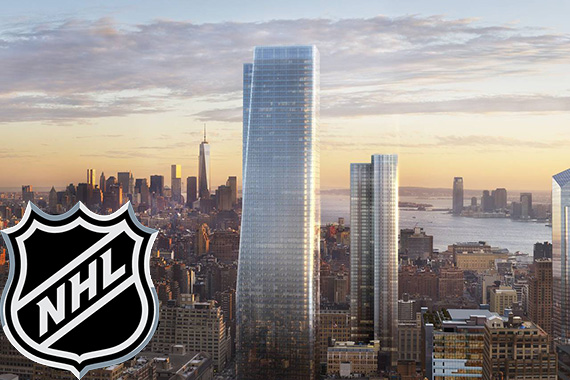 NHL Manhattan West
