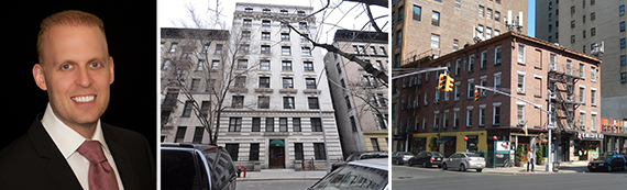Meyer Orbach, 203 West 107th Street and 152-154 7th Avenue
