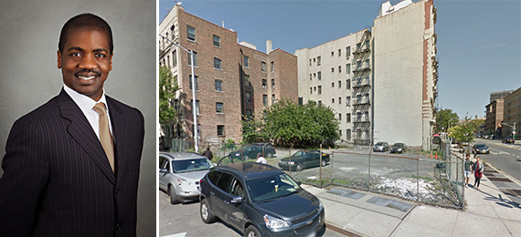 BRP's Meredith Marshall and 841 St. Nicholas Avenue