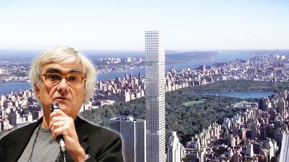 Rafael Viñoly via Facebook and 432 Park