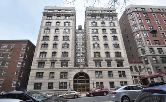 The Imperial Court apartment building at 370 West 79th Street