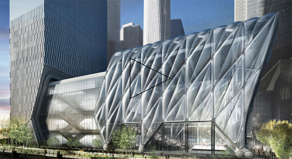 Us News Car Rankings >> The Shed Hudson Yards | The Shed Building
