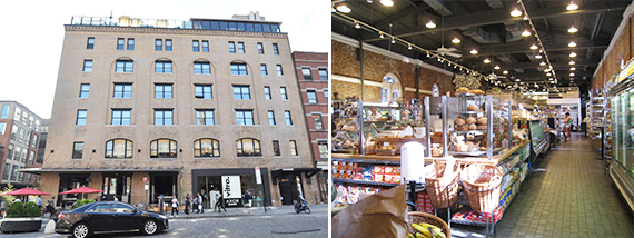 29 Ninth Avenue and Dean and Deluca