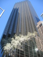The Trump Tower at 725 Fifth Avenue