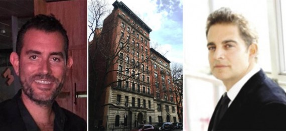 From left: Todd Rosenberg, 15 East 11th Street and Aaron Jungreis