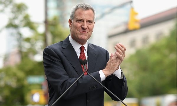 De Blasio won't be charged by prosecutors probing fundraising practices