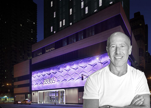 YOTEL receives strategic investment of Starwood Capital Group