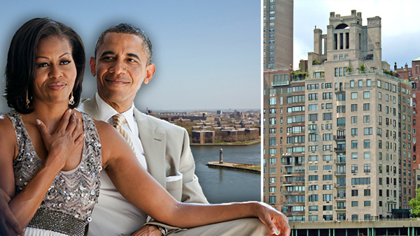 Are the Obamas buying an apartment at this UES co-op building?