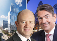 1 West Avenue with Deutche's John Cryon and 1330 Sixth Avenue with DekaBank's Michael Rüdiger