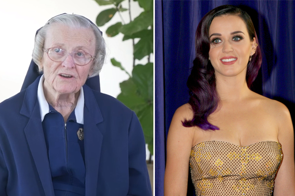 A Nun In the Katy Perry Property Lawsuit Died In Court