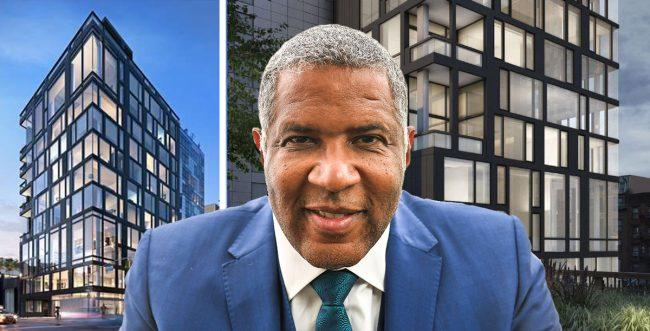 Robert F. Smith and the Getty