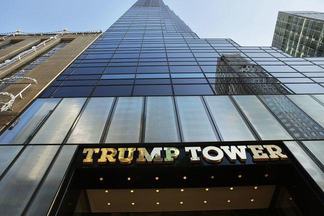 Trump name can come off building, judge rules