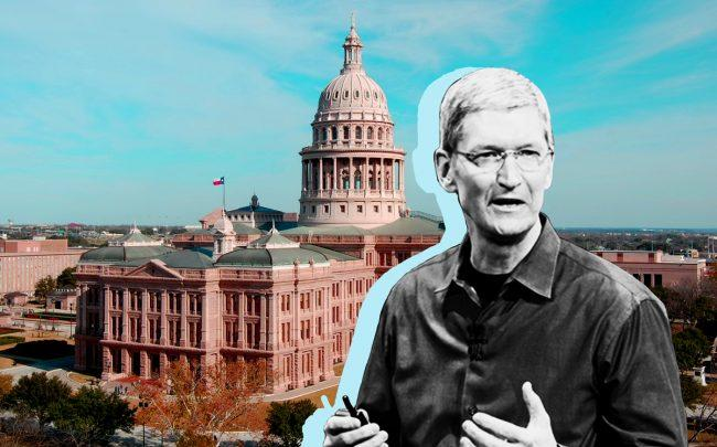 Apple will splash out $1 billion on new Austin campus
