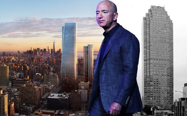 Amazon is reportedly on the hunt for Manhattan office space