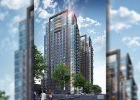 A rendering of210 East 135th Street