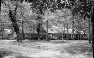 Jimmy Carter's Georgia home (Credit: Library of Congress)