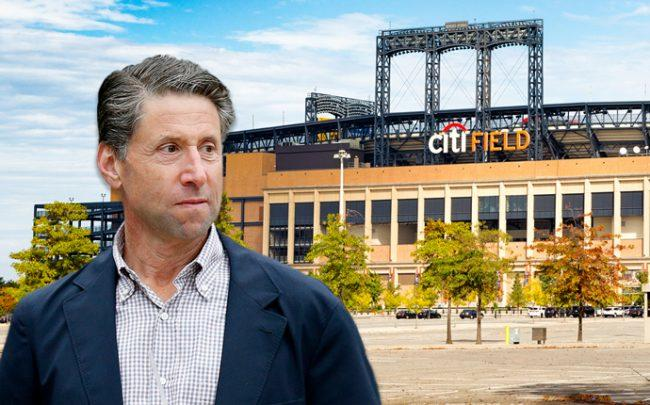 Jeff Wilpon and Citi Field (Credit: Getty Images and iStock)