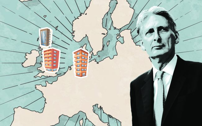 UK's former Chancellor of the Exchequer Phillip Hammond (Credit: iStock, Getty Images)