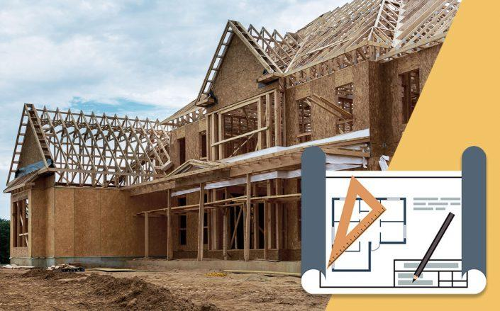 Housing construction hasn't recovered to pre-pandemic levels yet, but more permits were issued last month than expected. (Credit: iStock)