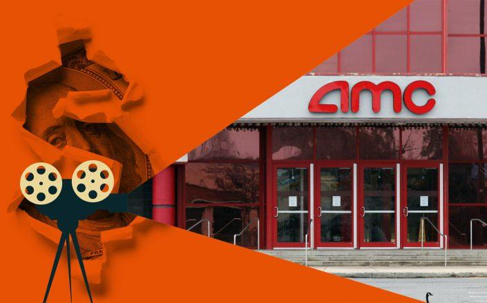 AMC's financial woes have left the movie theater chain strapped for cash and facing in-court restructuring of its liabilities. (iStock; Getty)