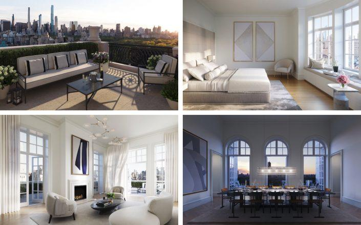 The unit at The Benson was the most expensive deal in Manhattan last week.  (Benson)
