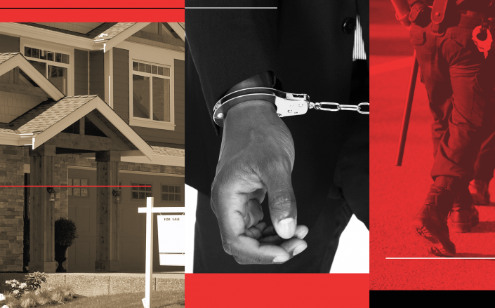 The realtor pointed to race as a factor in the police response.  (iStock)