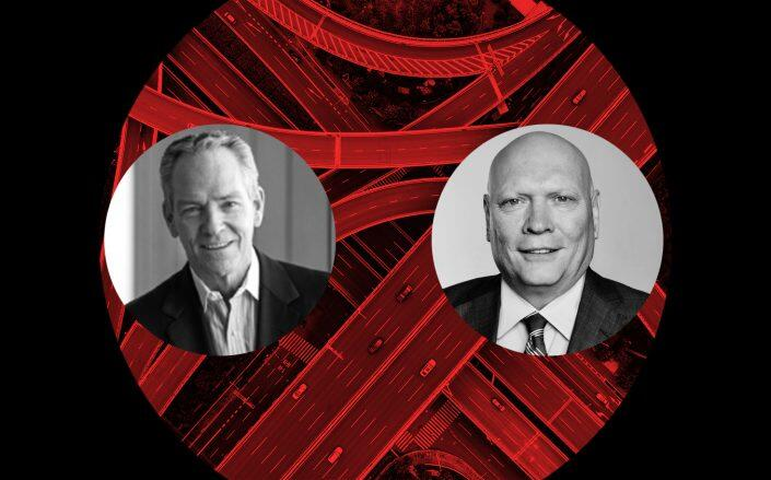 The Real Estate Roundtable's John Fish and Jeffrey DeBoer (Real Estate Roundtable, iStock)